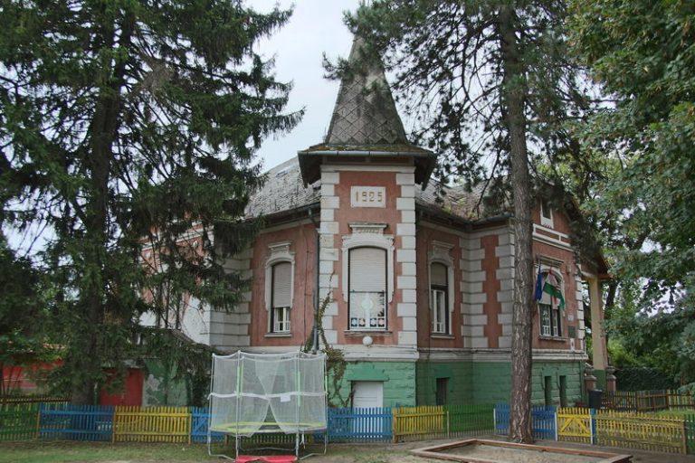 Cikk kép: Széchenyi utcai Bölcsőde képe