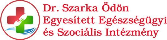 Dr. Szarka Ödön Egyesített Egészségügyi és Szociális Intézmény logója